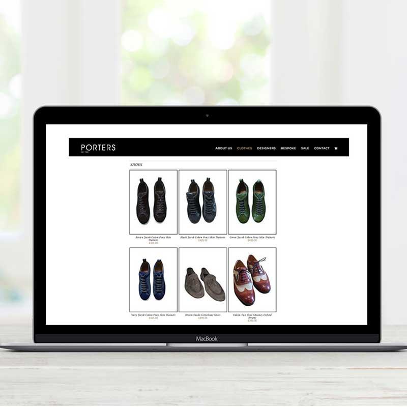 St Albans Website Design - Ecommerce Mobile
