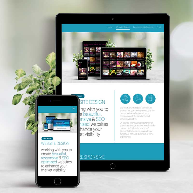 St Albans Website Design